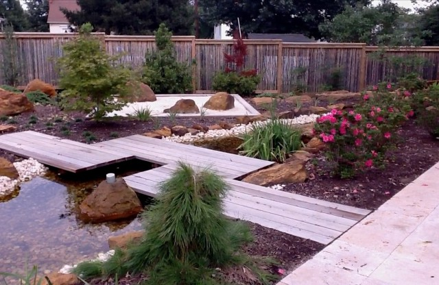 Themed Landscapes Kw Landscaping